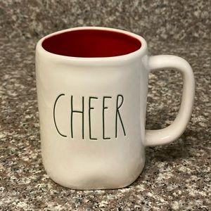 Rae Dunn Cheer Xmas mug